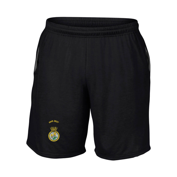 HMS Zest Performance Shorts