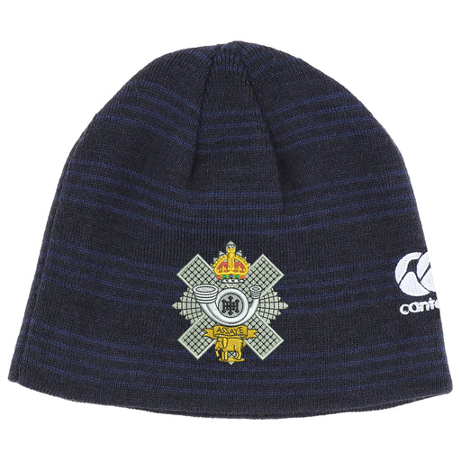 Highland Light Infantry Canterbury Beanie Hat