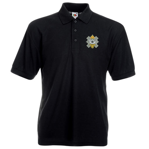 Highland Light Infantry Polo Shirt