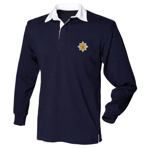 Household Division Long Sleeve Rugby Shirt