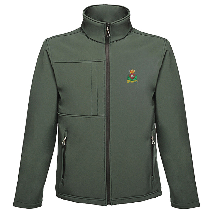 Intelligence Corps Softshell Jacket