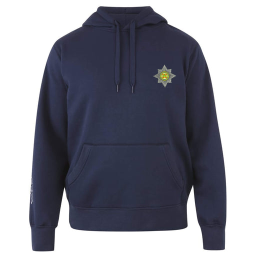 Irish Guards Canterbury Rugby Hoodie