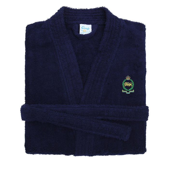 King's Own Royal Border Regiment Dressing Gown
