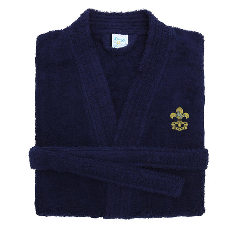 King's Regiment Dressing Gown