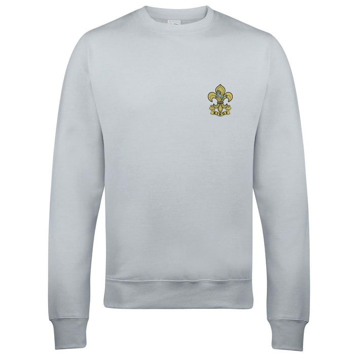 King/'s Regiment Sweatshirt