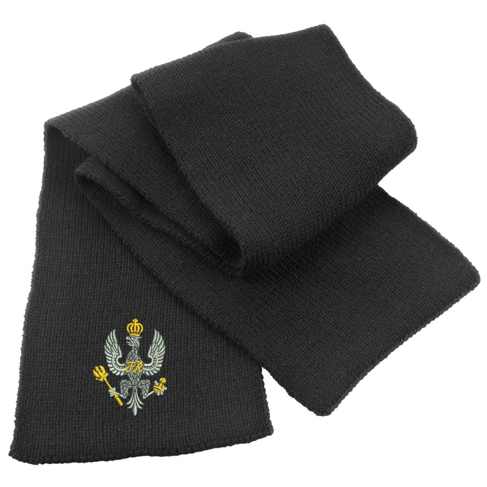 Kings Royal Hussars Heavy Knit Scarf