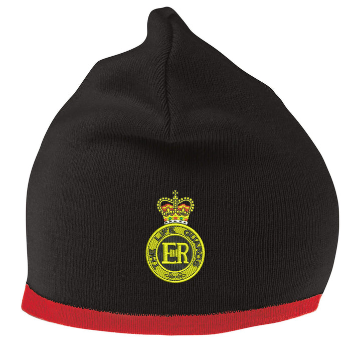 Life Guards Cap Badge Beanie Hat
