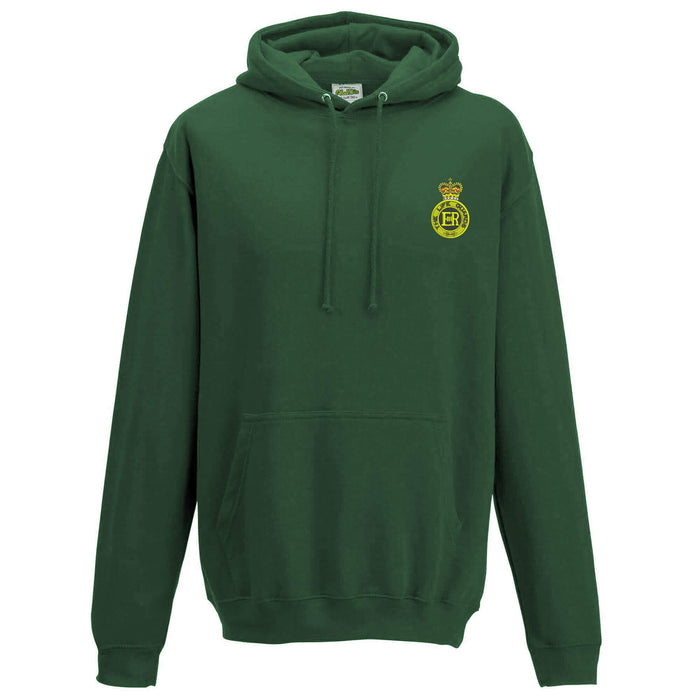 Life Guards Cap Badge Hoodie