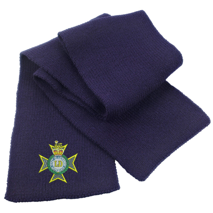 Light Dragoons Heavy Knit Scarf