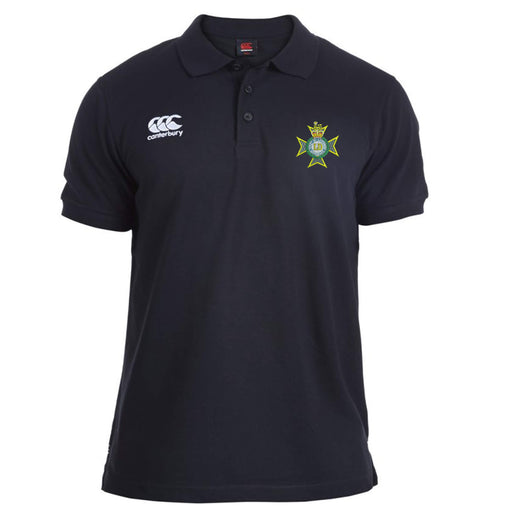 Light Dragoons Canterbury Rugby Polo