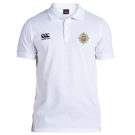 London Regiment Canterbury Rugby Polo