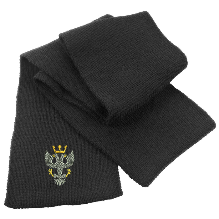 Mercian Regiment Heavy Knit Scarf