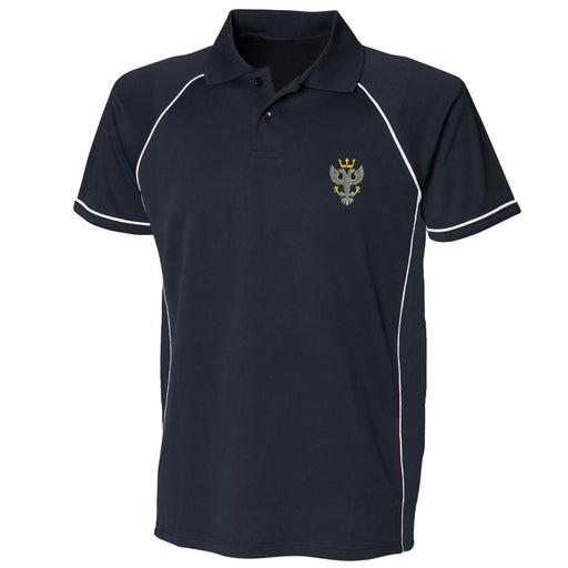 Mercian Regiment Performance Polo
