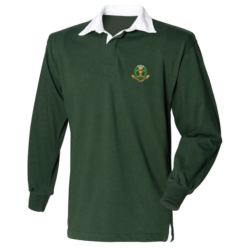 Middlesex Regiment Long Sleeve Rugby Shirt
