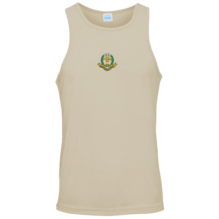 Middlesex Regiment Vest