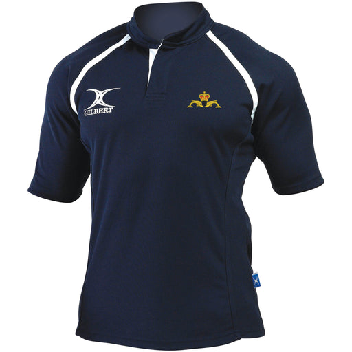 Navy Submariner Gilbert Rugby Shirt