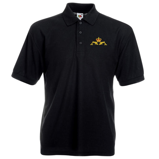 Navy Submariner Polo Shirt
