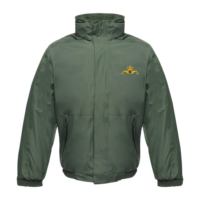 Navy Submariner Waterproof Jacket