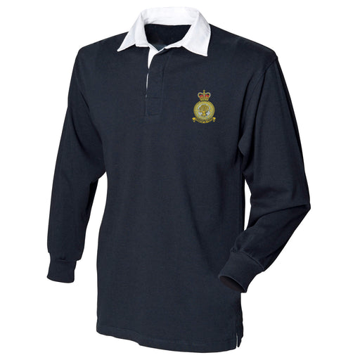 No. 504 Squadron RAF Long Sleeve Rugby Shirt