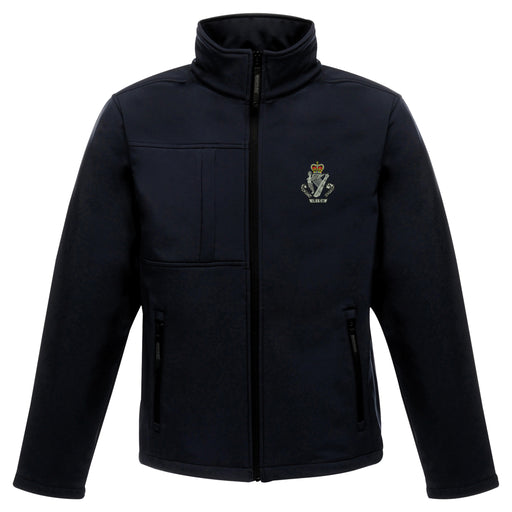 North Irish Horse Softshell Jacket