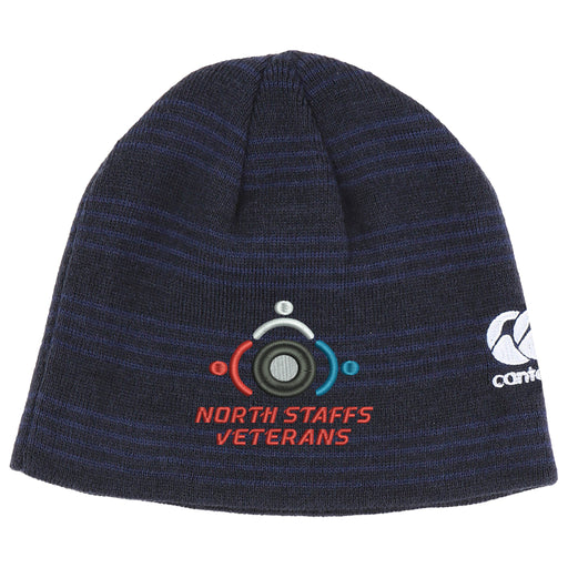 North Staffs Veterans Canterbury Beanie Hat
