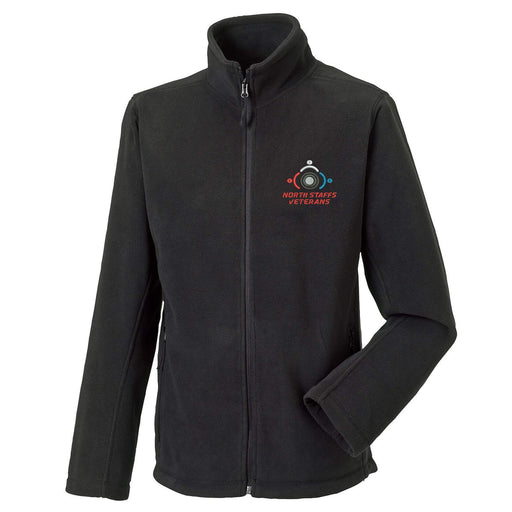 North Staffs Veterans Fleece