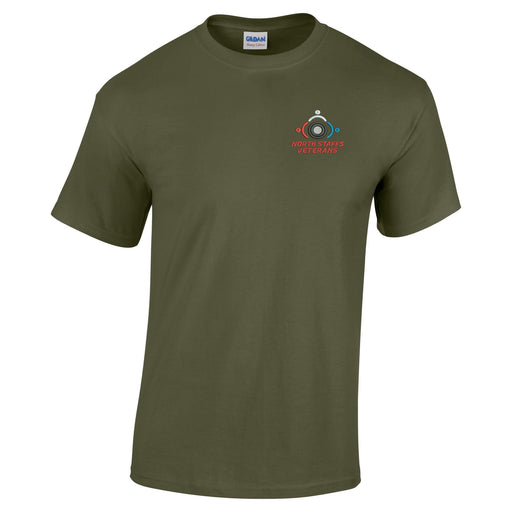 North Staffs Veterans T-Shirt