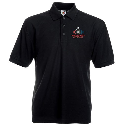 North Staffs Veterans Polo Shirt