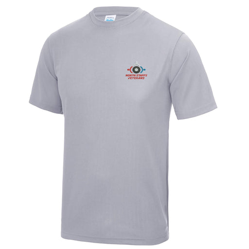 North Staffs Veterans Sports T-Shirt