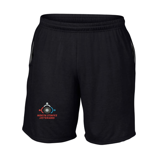 North Staffs Veterans Performance Shorts
