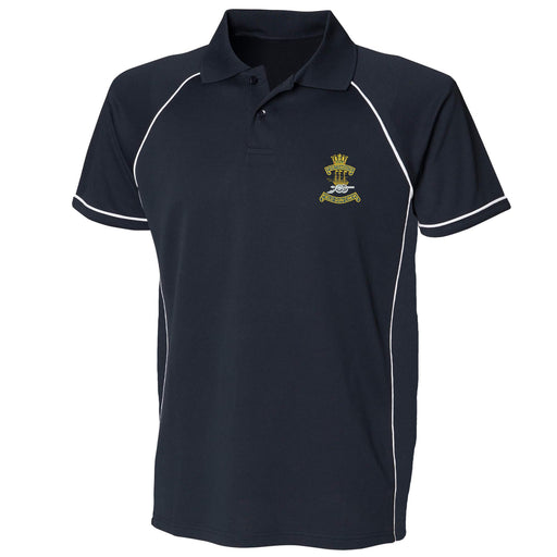 Portsmouth Field Gun Crew Performance Polo
