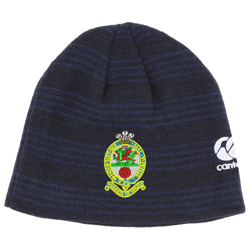 Princess of Wales's Royal Regiment Canterbury Beanie Hat