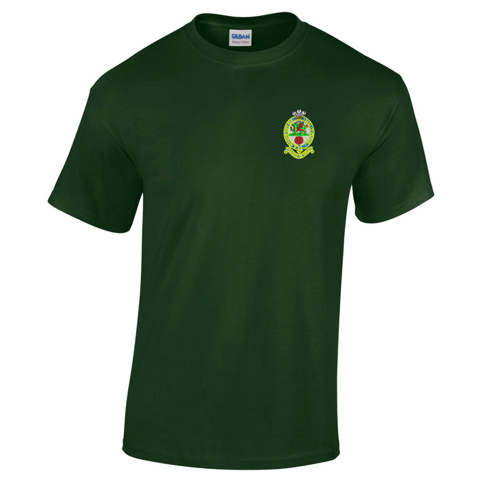 Princess of Wales's Royal Regiment T-Shirt