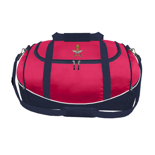 Queens Gurkha Engineers Teamwear Holdall Bag