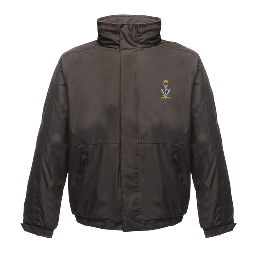 Queen's Gurkha Signals Waterproof Jacket