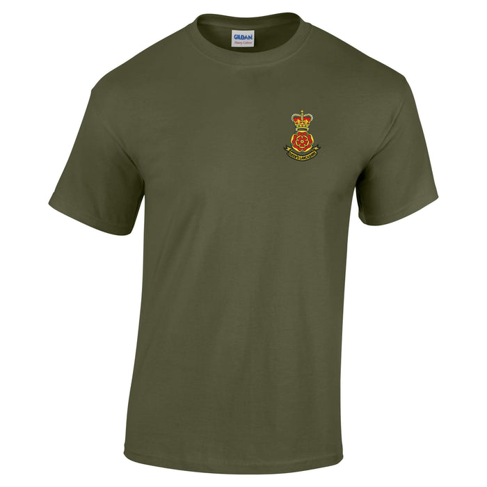Queen's Lancashire Regiment T-Shirt