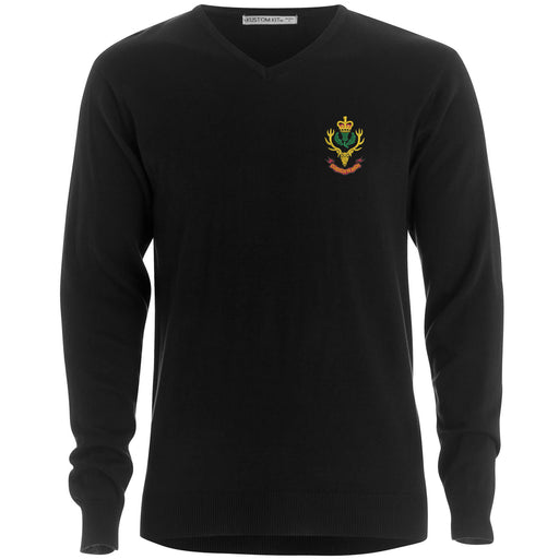 Queens Own Highlanders Arundel Sweater