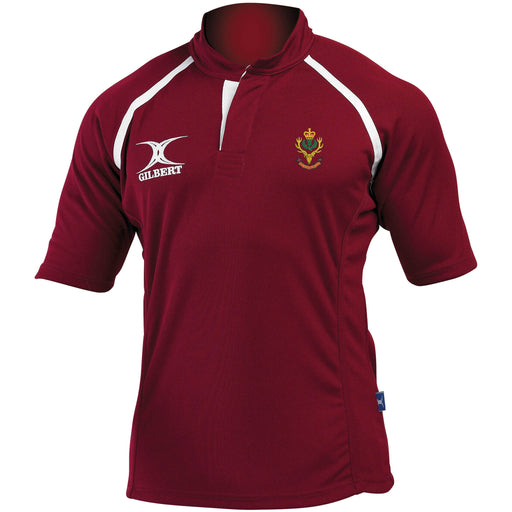 Queens Own Highlanders Gilbert Rugby Shirt