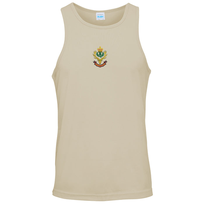 Queens Own Highlanders Vest