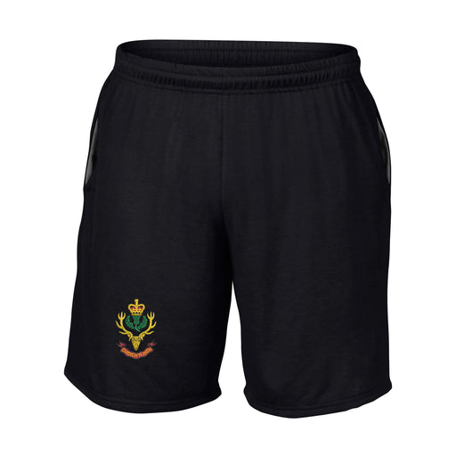 Queens Own Highlanders Performance Shorts