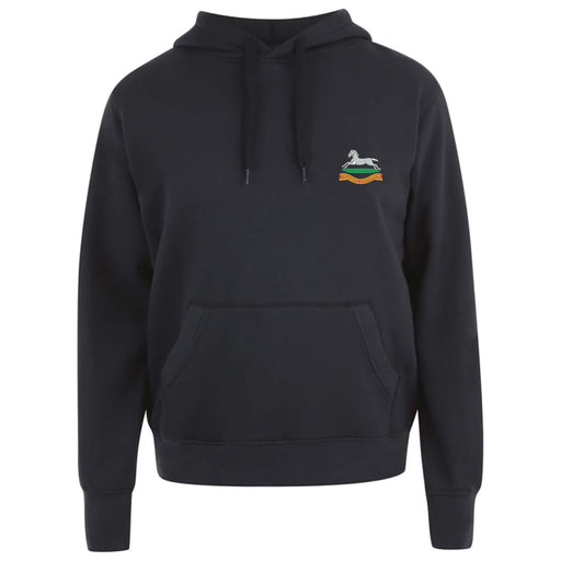 Queens Own Hussars Canterbury Rugby Hoodie