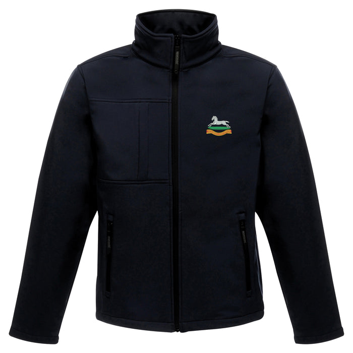 Queens Own Hussars Softshell Jacket