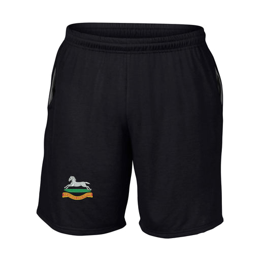 Queens Own Hussars Performance Shorts
