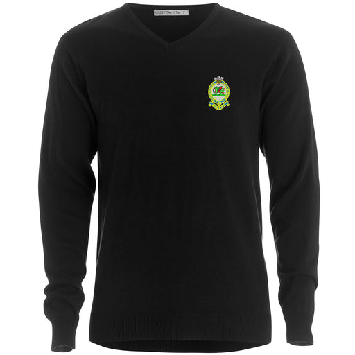 Queens Regiment Arundel Sweater