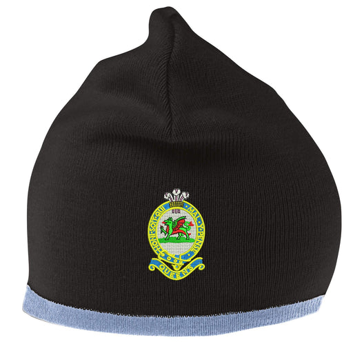 Queens Regiment Beanie Hat