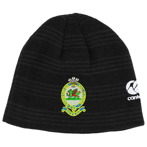Queens Regiment Canterbury Beanie Hat