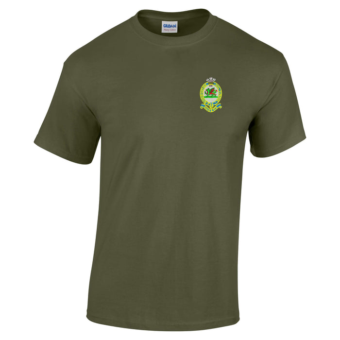 Queens Regiment T-Shirt