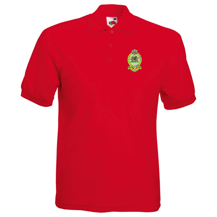 Queens Regiment Polo Shirt