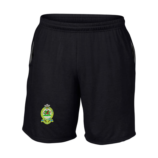 Queens Regiment Performance Shorts