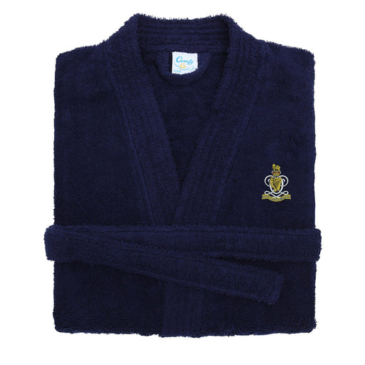 Queens Royal Hussars Dressing Gown